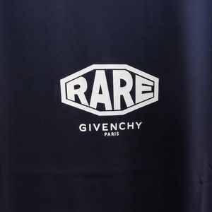Shirts - Givenchy Paris Rare Navy Blue Men Tshirt